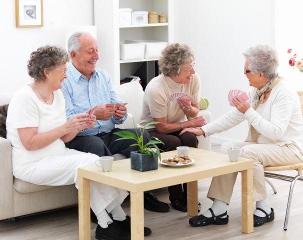 Бесплатно в пансионате пенсионер